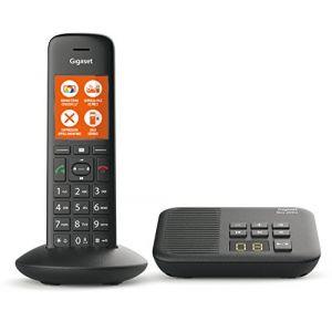 Gigaset C570A - Téléphone sans fil avec répondeur