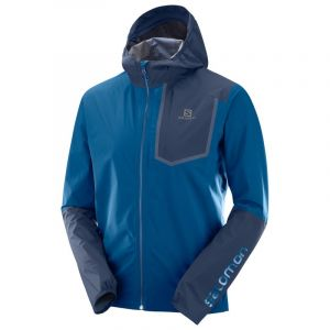 Salomon Bonatti Pro WP Jkt M Poseidon / Night Sky M
