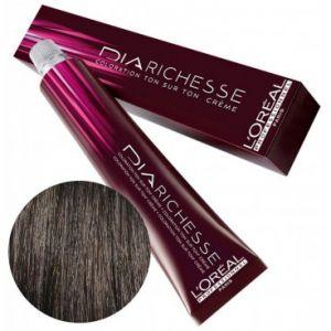 L'Oréal DiaRichesse N°5 Châtain Clair - Coloration semi permanente