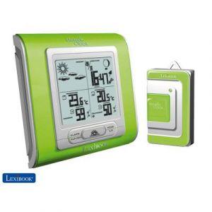 Lexibook Fruity (SM940) - Station météo pour température intérieure et extérieure