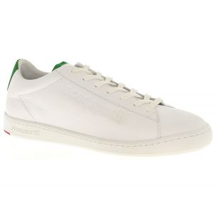 Le Coq Sportif Baskets cuir Blazon, Made In France Blanc - Taille 40;41;42;43;44;36;38;39;46