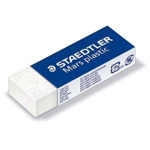 Staedtler 356250 - Gomme blanche plastique Mars plastic