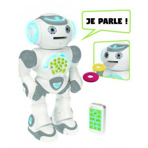 Lexibook POWERMAN MAX - ROBOT ÉDUCATIF