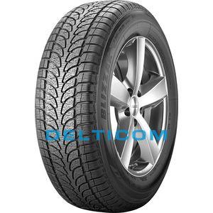 Bridgestone Pneu 4x4 hiver : 255/60 R17 106H Blizzak LM-80 Evo
