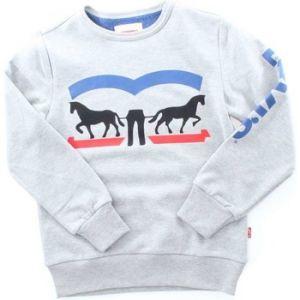 Levi's Sweat-shirt enfant NN15007 Gris - Taille 4 ans,6 ans,8 ans,10 ans