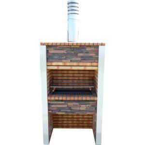 DEO-0121 - Barbecue en brique