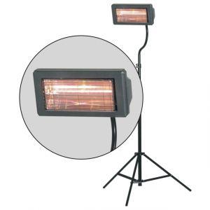 Sovelor Chauffage portable rayonnant électrique - MT 22