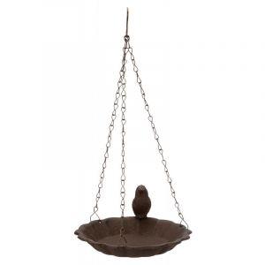 Trixie Abreuvoir/mangeoire ou Baignoire Oiseau en Fonte a Suspendre - TR-55502