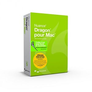 Dragon pour Mac 5 Wireless Education EOVP pour Mac OS