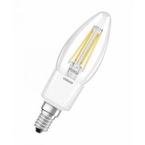 Osram Ampoule flamme LED E14 4,5W 827 Retrofit variable