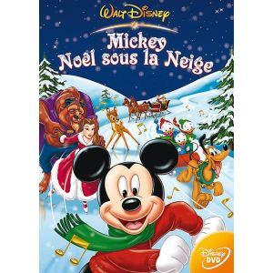 Mickey : Noël sous la neige