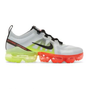 Nike Chaussure Air VaporMax 2019 - Argent - Taille 45