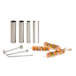 Tellier 5 tubes à découper Food designer