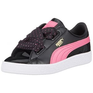 Puma Chaussures enfant Basket Heart Stars Ps