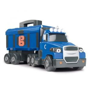 Smoby BOB LE BRICOLEUR Camion Deux Tonnes