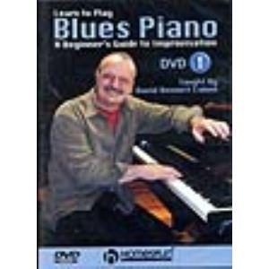 Cohen David B. : Blues Piano - Volume 1