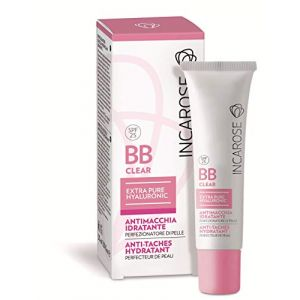 Incarose BB Clear Extra Pure Hyaluronic Tube - 30 ml - SPF 25