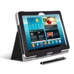 "Campus SG-CASE1B - Etui support Alabama avec stylet pour tablette Samsung Galaxy Tab 2 (10.1"")"