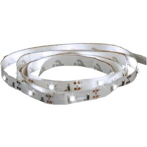 Atmosphera Ruban LED à Piles 3m Blanc Froid