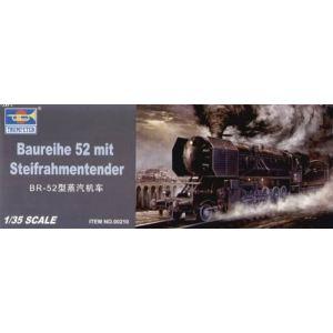 Trumpeter 00210 - Locomotive - Maquette échelle 1:35
