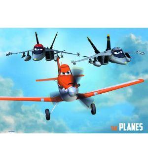 Educa Coffret 2 puzzles 2 x 20 pièces Planes
