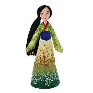Hasbro Poupée Mulan Disney Princesses Poussière d'étoiles