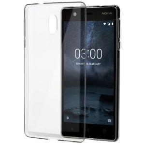 Nokia CC-103 - Coque de protection souple transparente pour Nokia 3