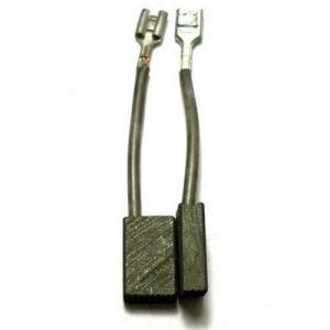 Balais de charbon AEG SB2E 800 RS, SB2E 850 RS, USB 1200 RT pour lave linge