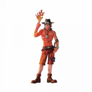 Banpresto Figurine One Piece - Portgas D Ace Burning Color Scultures 19cm