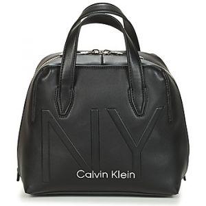 Calvin Klein Sac à main Jeans SHAPED SML DUFFLE Noir - Taille Unique