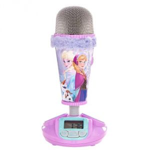Worlds Apart Réveil microphone La Reine des Neiges