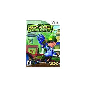 Army Men : Soldiers of Misfortune [Wii]