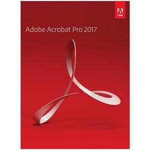 Image de Acrobat Pro 2017 [Windows]