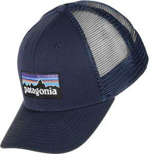 Patagonia P-6 Logo Trucker Hat - Casquette