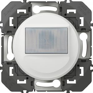 Legrand Interrupteur automatique composable 2 fils sans neutre Dooxie - Blanc
