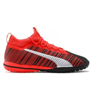 Puma One 5.3 Tt Black / Nrgy Red / Aged Silver - Taille EU 43