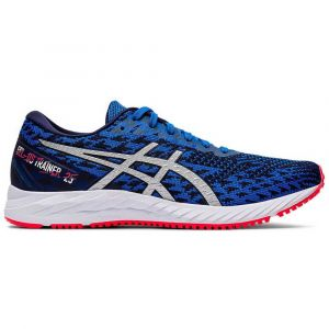 Asics Chaussures running femme gel ds trainer 25 femme bleu argent 37 1 2