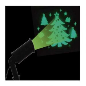 Projecteur laser fixe sapin vert 1 LED