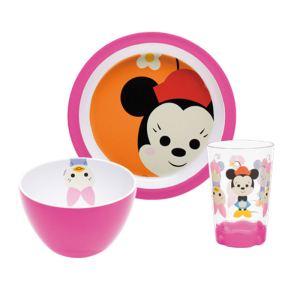 Set repas 3 pièces Minnie