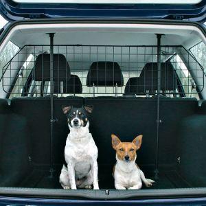 Trixie 1325 - Grille de sécurité auto largeur 125-140 cm / hauteur 63-135 cm