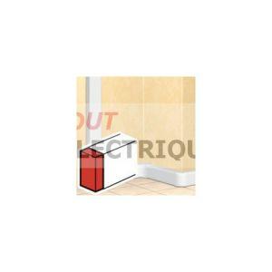 Legrand DLP EMBOUT 105X50 CV65 BLANC