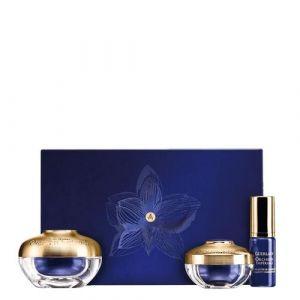 Guerlain Orchidée Impériale - Coffret Rituel Découverte (crème yeux et lèvres, concentré de longévité et crème)