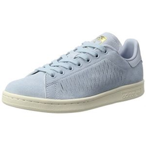 Adidas Stan Smith, Sneakers Basses Femme, Bleu (Easy Blue/Easy Blue/Chalk White), 36 EU