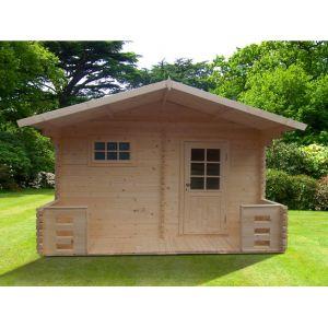 Vogue sauna Sauna d'extérieur 4/5 places KEVEREI III - 2 pièces