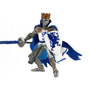 Papo Figurine Roi au Dragon