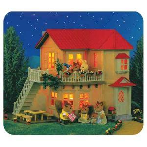 Epoch Sylvanian Families 2752 - Grande maison tradition éclairée