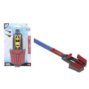 Majorette Transformers Lanceur Autobot + 1 véhicule