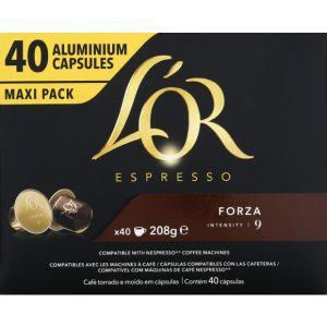 L'OR Espresso Caps forza n 9 x40