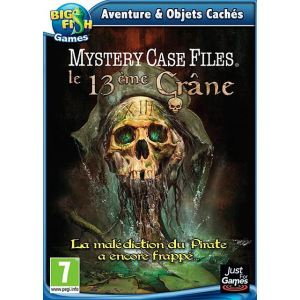 Mystery Case Files : 13ème Crâne [PC]