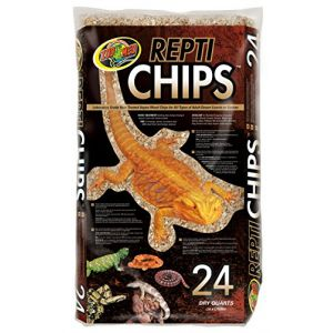 Zoo Med Repti Chips pour Reptile/Amphibien 26,4 L